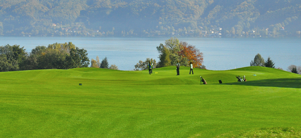 Bahn01 - Golfen AM Attersee